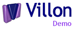 Villon Demo Logo